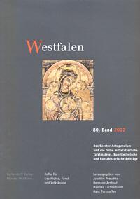 Das Soester Antependium und die frühe mittelalterliche Tafelmalerei: Kunsttechnische und kunsthistorische Beiträge