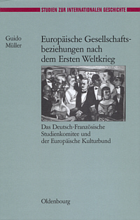 Europäische Gesellschaftsbeziehungen nach dem Ersten Weltkrieg