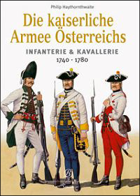 Die kaiserliche Armee Österreichs