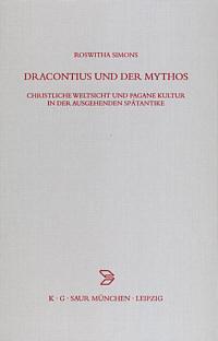 Dracontius und der Mythos