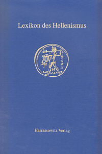 Lexikon des Hellenismus