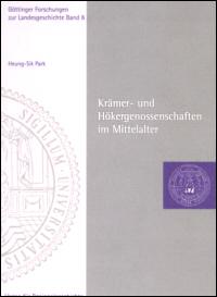 Krämer- und Hökergenossenschaften im Mittelalter