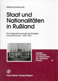 Staat und Nationalitäten in Rußland