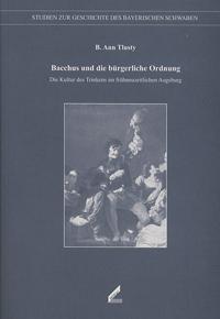 Bacchus und die bürgerliche Ordnung