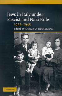 Jews in Italy under Fascist and Nazi Rule, 1922-1945