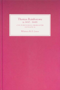 Thomas Rainborowe (c. 1610-1648)