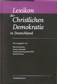 Lexikon der Christlichen Demokratie in Deutschland