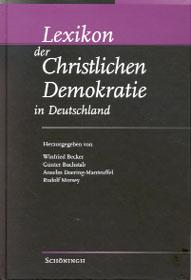 Lexikon der Christlichen Demokratie in Deutschland