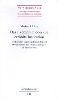 Das Exemplum oder die erzählte Institution