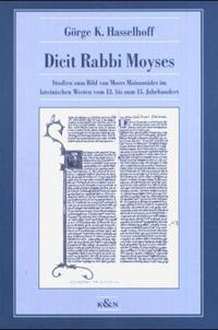 Dicit Rabbi Moyses