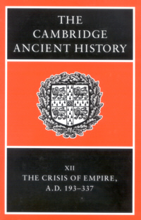 The Cambridge Ancient History. Second Edition