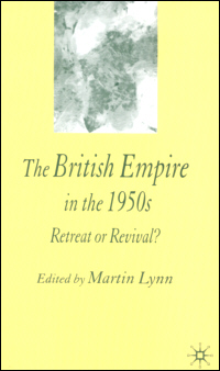 The British Empire in the 1950s