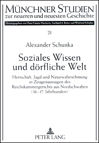 Soziales Wissen und drfliche Welt