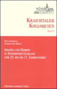 Grafen und Herren in Südwestdeutschland vom 12. bis ins 17. Jahrhundert