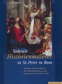 Sakrale Historienmalerei in St. Peter in Rom