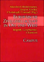 Europäische Zivilgesellschaft in Ost und West