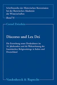 Discorso et Lex Dei