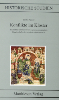 Konflikte im Kloster
