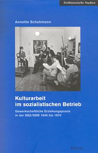 Kulturarbeit im sozialistischen Betrieb