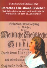 Dorothea Christiana Erxleben