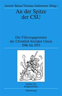 An der Spitze der CSU