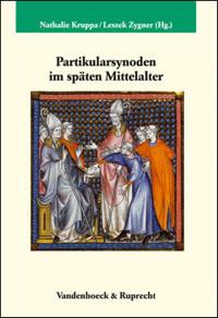 Partikularsynoden im späten Mittelalter