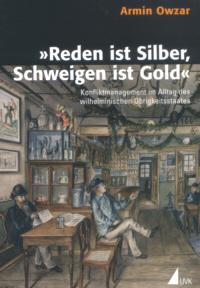 """""""Reden ist Silber, Schweigen ist Gold"""""""