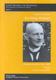 Des Königs Biograph