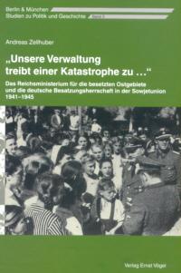 """""""Unsere Verwaltung treibt einer Katastrophe zu..."""""""