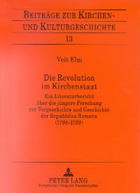 Die Revolution im Kirchenstaat