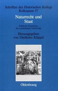 Naturrecht und Staat