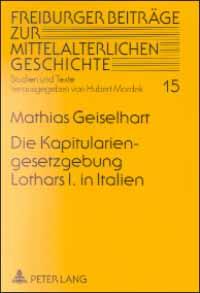 Die Kapitulariengesetzgebung Lothars I. in Italien
