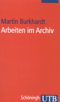 Arbeiten im Archiv
