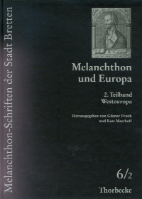 Melanchthon und Europa