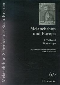 Melanchthon und Europa
