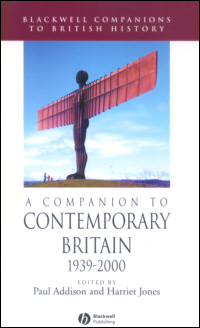 A Companion to Contemporary Britain