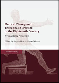 Medical Theory and Therapeutic Practice in the Eighteenth Century