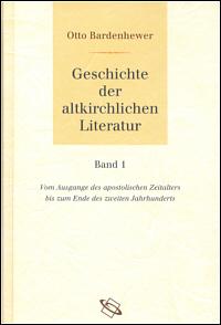 Geschichte der altkirchlichen Literatur