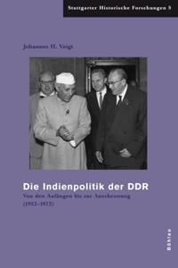 Die Indienpolitik der DDR