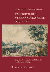 Tagebuch der Verbannungsreise (1792-1802)