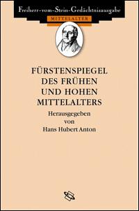 Fürstenspiegel des frühen und hohen Mittelalters