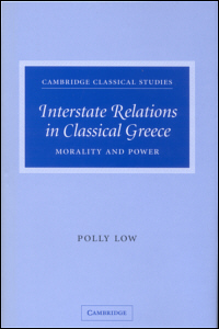Interstate Relations in Classical Greece